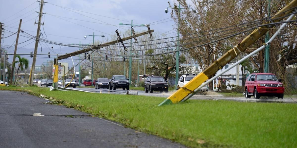 881 postes afectados por María, asegura ACT