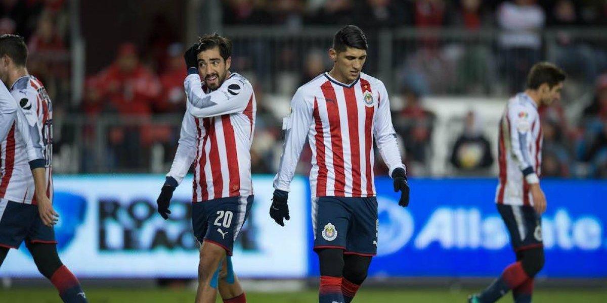 Jugadores de Chivas se rebelarían contra directiva