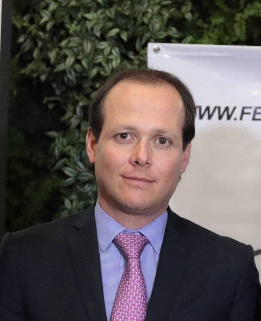 Alejandro Maya, director Agencia Nacional de Seguridad Vial