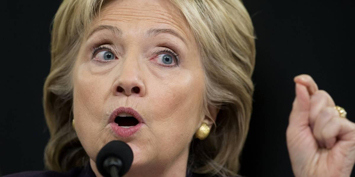 """Hillary Clinton sobre las muertes tras María: """"Es una tragedia estadounidense"""""""
