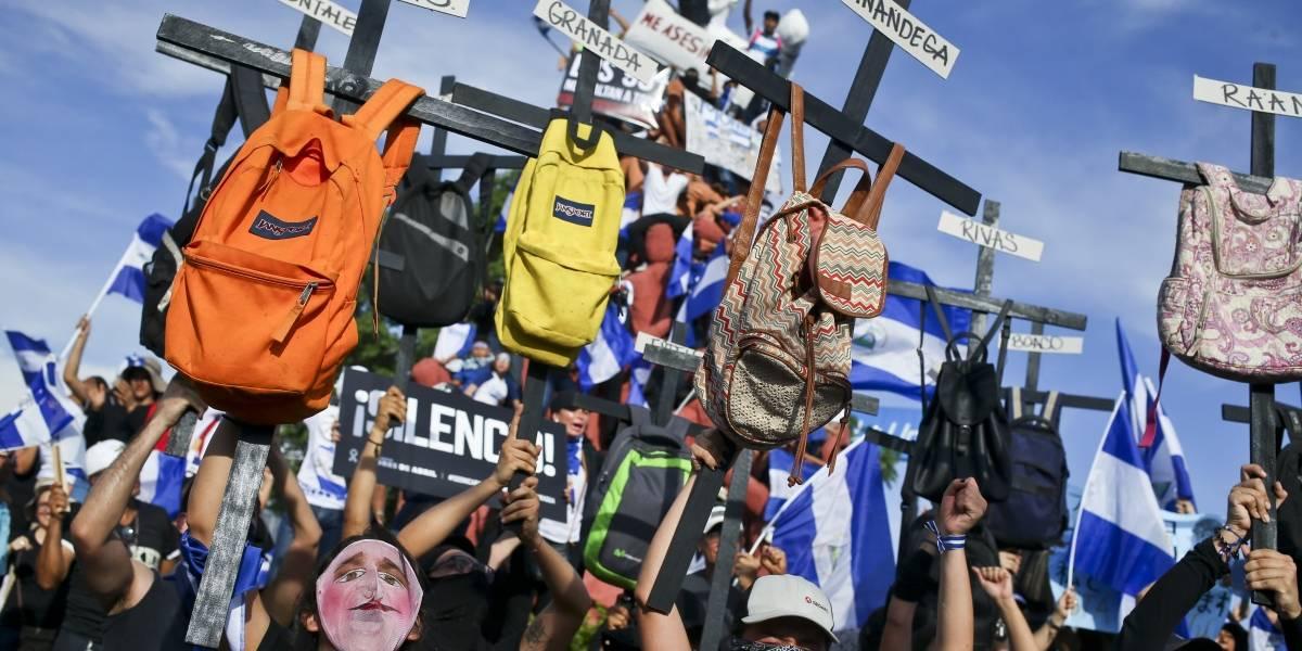 A tiro limpio contra los manifestantes: Al menos 11 muertos en Nicaragua por marcha que pedía la dimisión del presidente