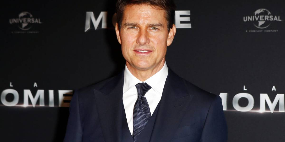 """Así Tom Cruise dio inicio a las grabaciones de """"Top Gun 2"""""""