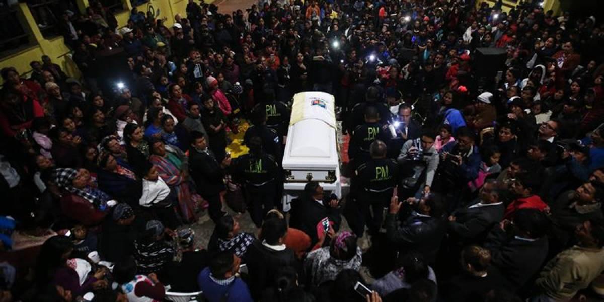 """Se preparan para despedir a Claudia Gómez, la joven que buscaba el """"sueño americano"""""""