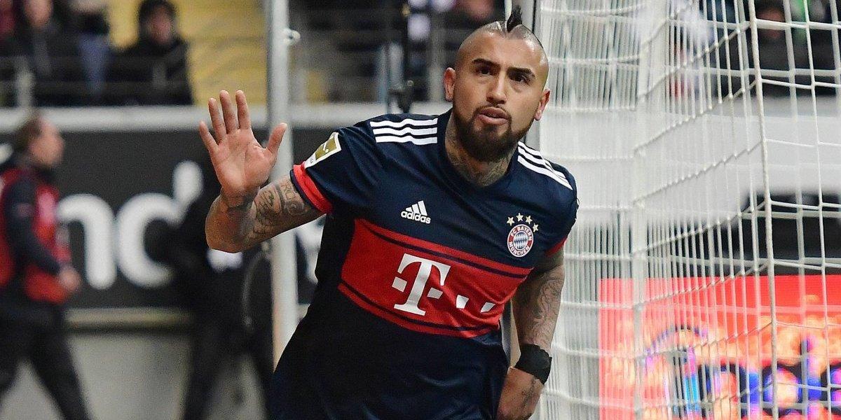 """¿Vuelve al Calcio? Los italianos """"están locos"""" por tener otra vez a Arturo Vidal"""