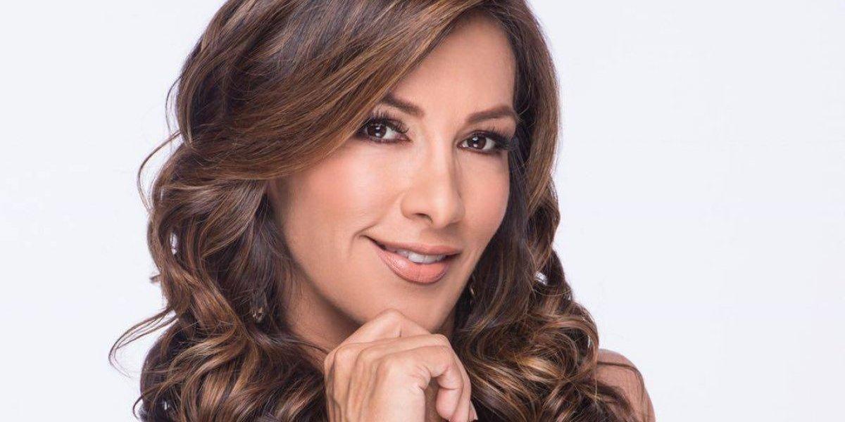 Azucena Cierco, la presentadora mexicana que se enamoró de Guatemala