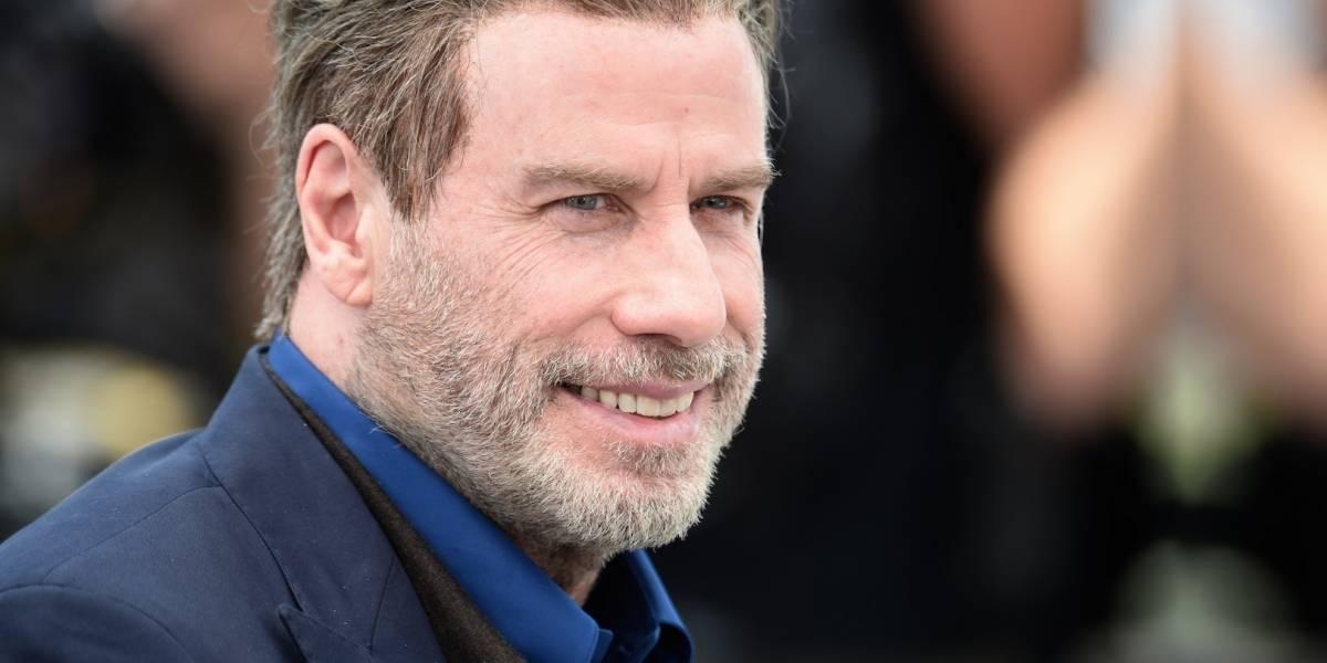 """John Travolta: """"Sólo quería ganarme la vida actuando"""""""