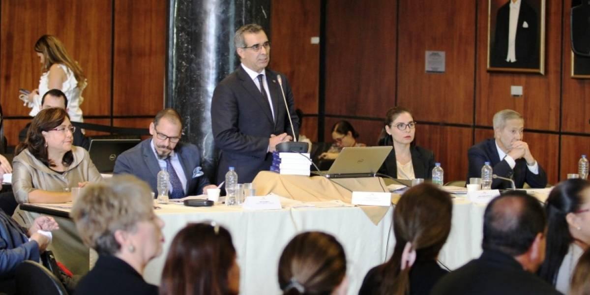 Consejo de la Judicatura presentó pruebas de descargo en proceso de juicio político