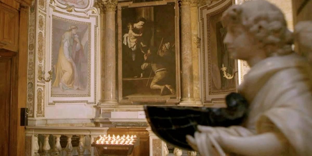 La obra de Caravaggio ahora podrá apreciarse en el cine