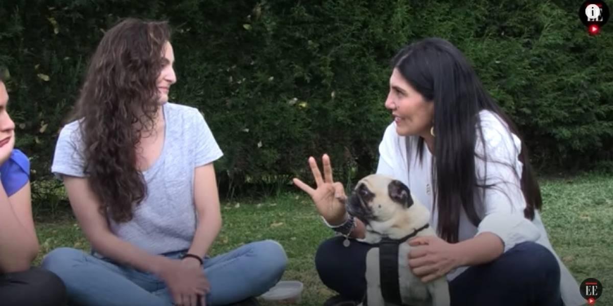 Mujer que habla con los animales no pasó una prueba que le puso El Espectador