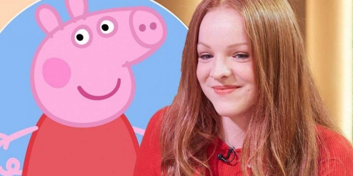 Actriz que da voz a Peppa Pig revela cuánto gana