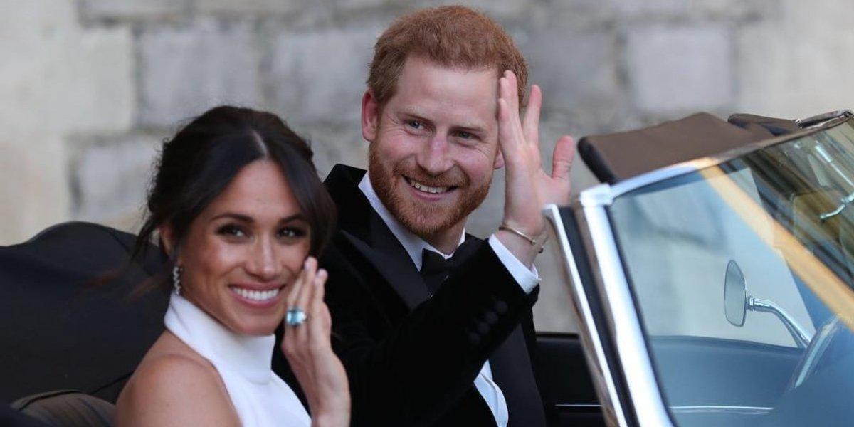El Príncipe Harry y Meghan son obligados a regresar sus regalos de boda