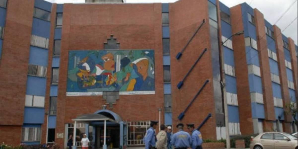 Denuncian que policía en moto arrolló dos hermanitos en el sur de Bogotá