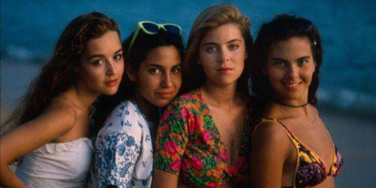 Muchachitas, a 27 años de su estreno en la TV