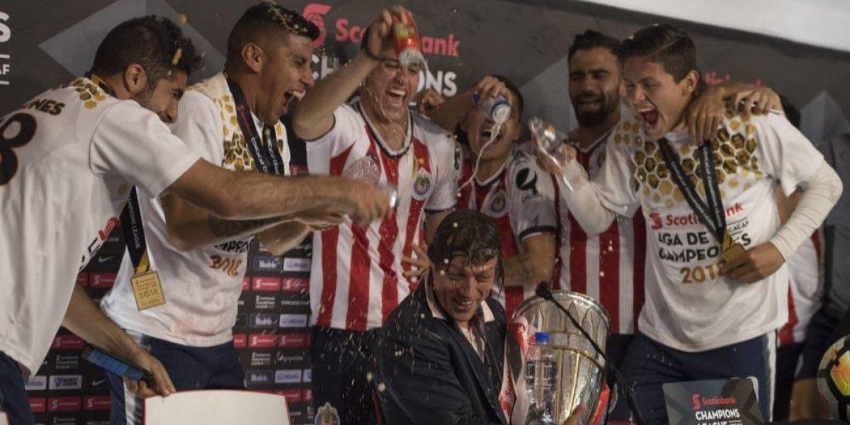 """Enfurecen futbolistas rojiblancos: """"Esto no es Chivas"""""""