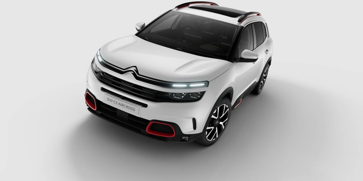 Con la modularidad como estandarte, Citroën revela detalles del C5 Aircross