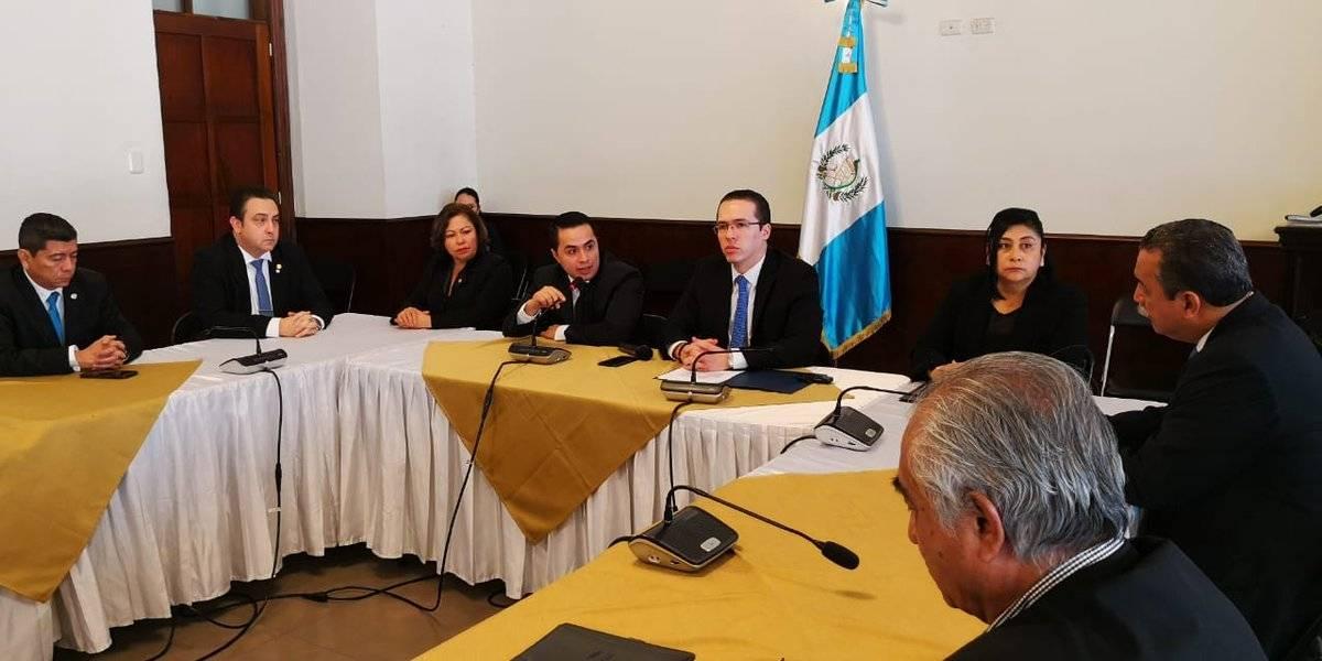 Congreso instala comisión específica que analizará dictamen de ley de Aceptación de Cargos
