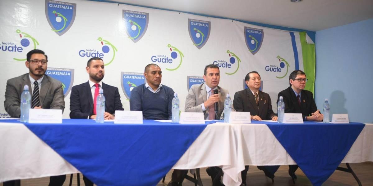 FIFA levanta la suspensión y así celebraron los futbolistas guatemaltecos