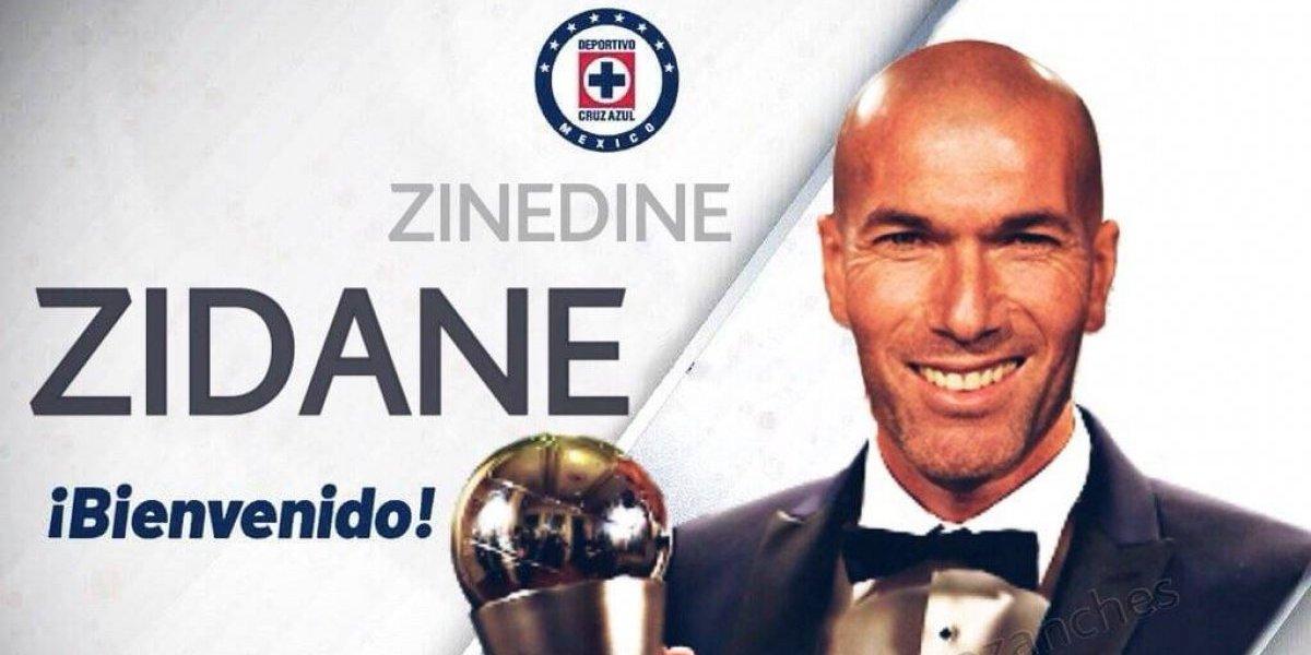 Los mejores memes de la salida de Zidane con el Real Madrid