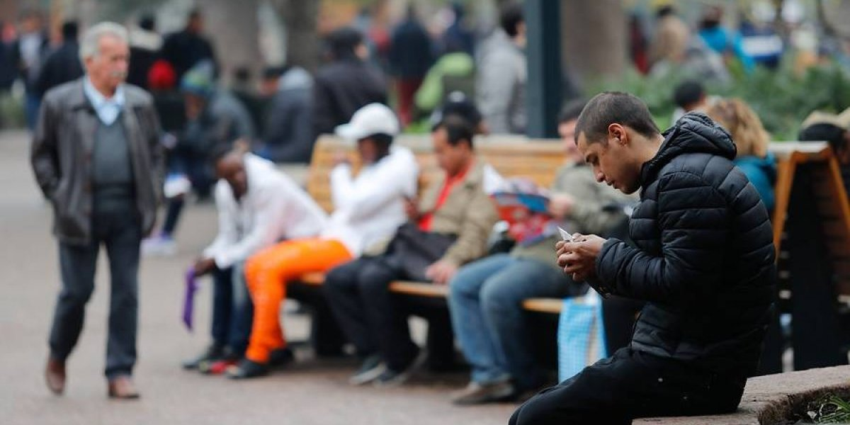 INE: Desempleo vuelve a subir y alcanza el 6,8%