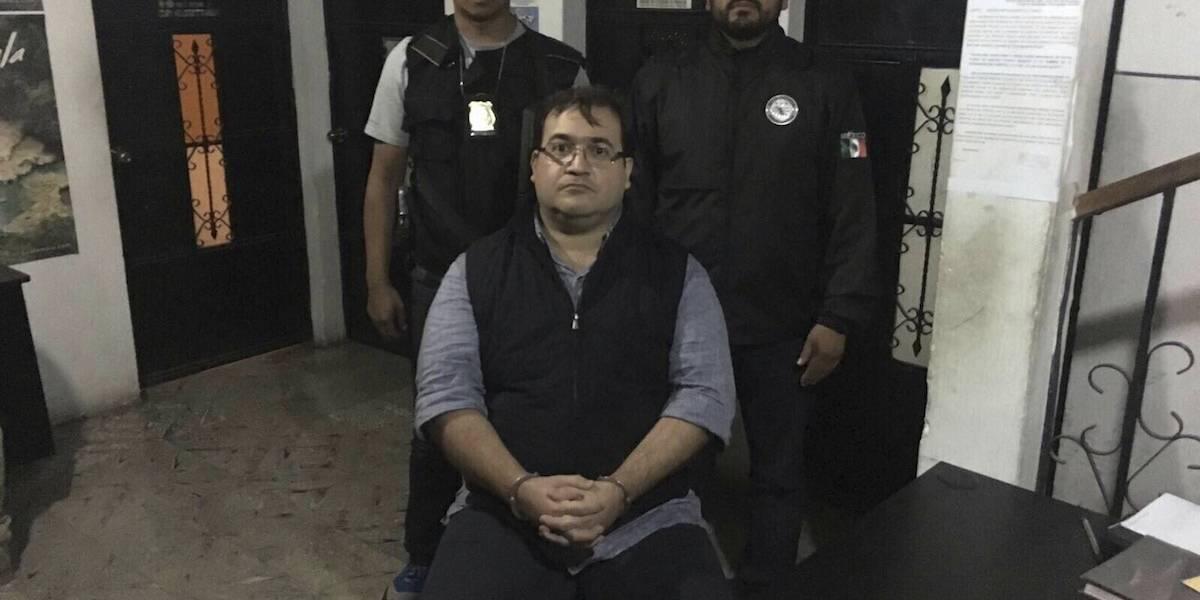 Javier Duarte busca amparo ante delito de desaparición forzada