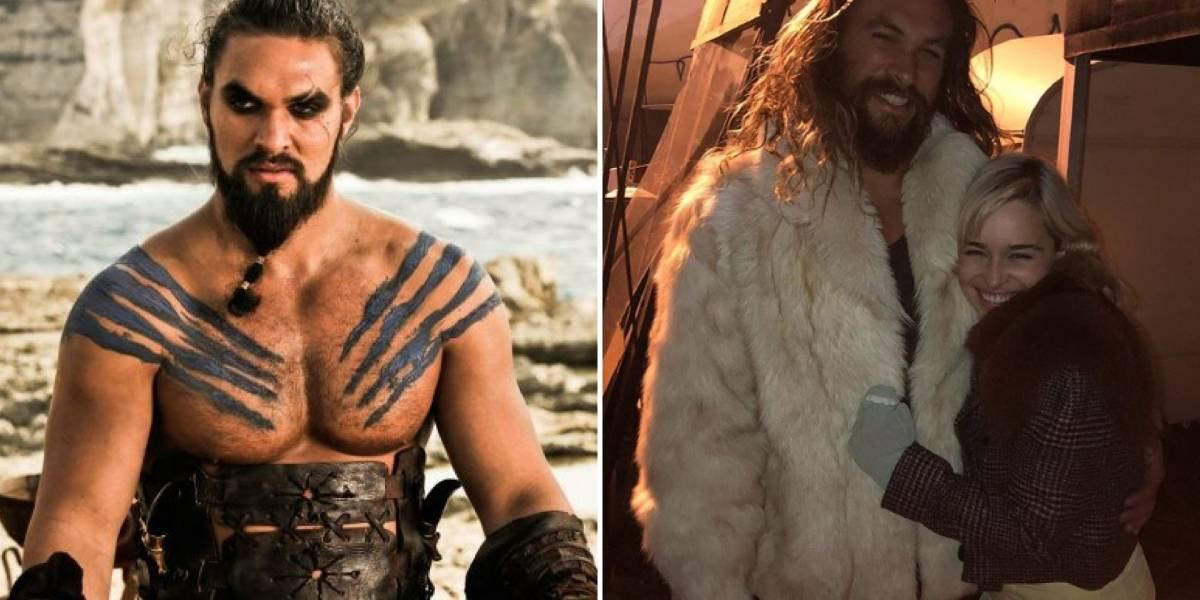 Game of Thrones: Khal Drogo voltará para a série ou só está brincando com os nossos corações?