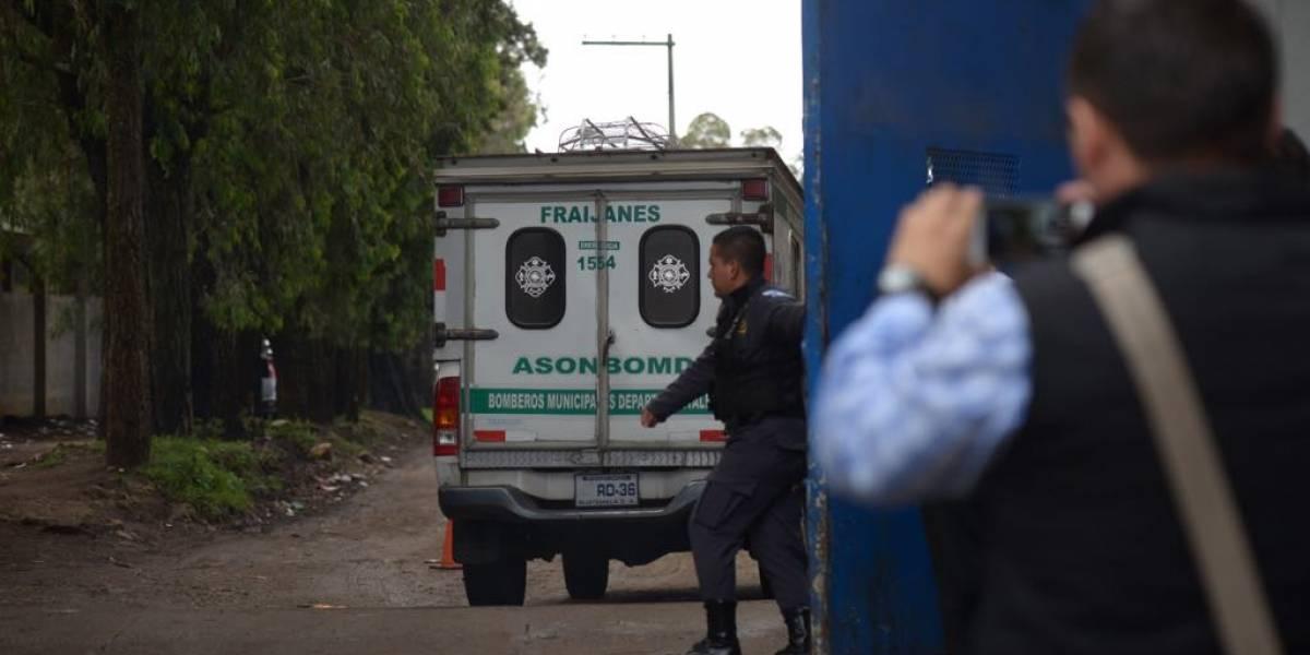 Un herido tras incidente en la cárcel Pavón