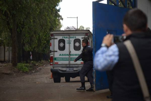 disturbios en cárcel Pavón