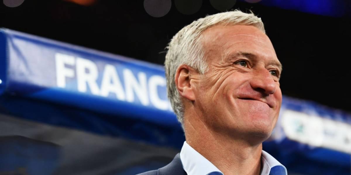 ¿Zidane a la selección francesa? el actual DT Deschamps ya se lo imagina