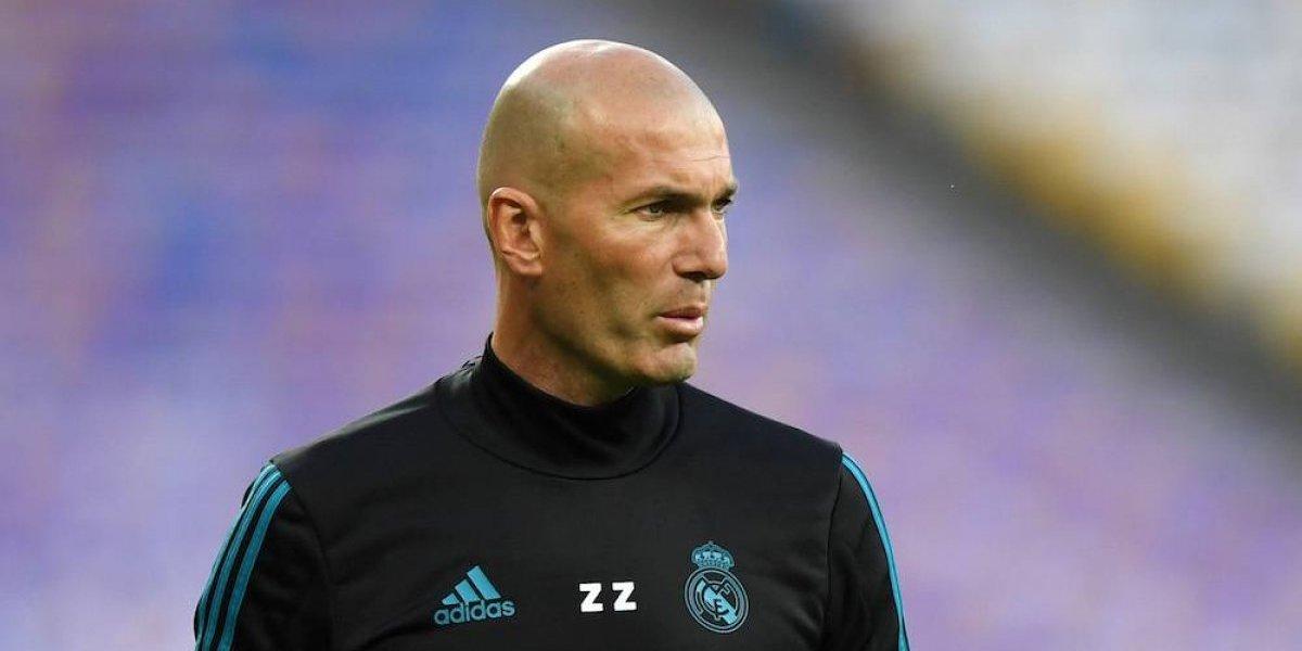 Zinedine Zidane, a un paso de llegar a la Juventus