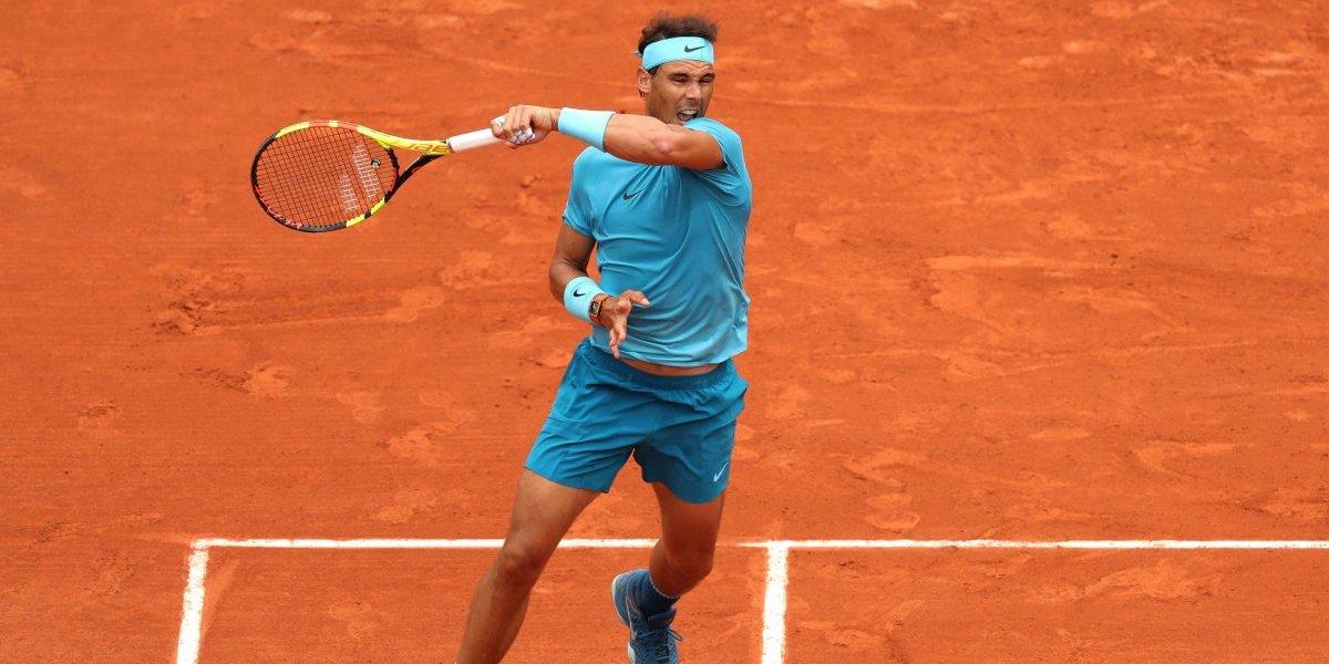 Rafael Nadal sigue con vida en el Roland Garros