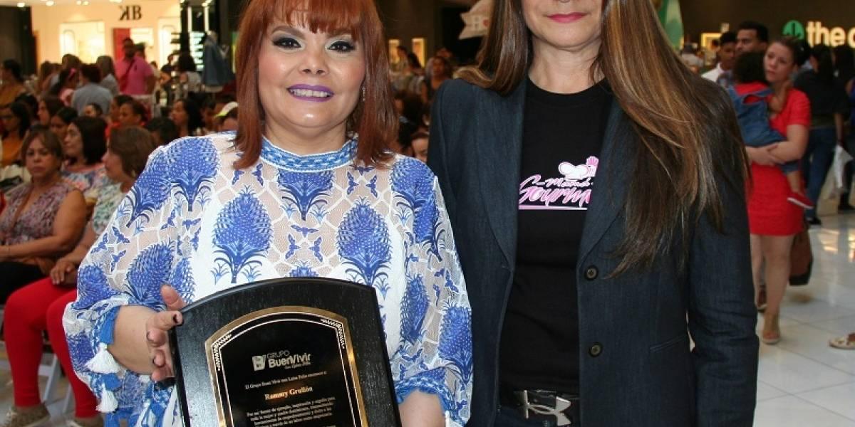 #TeVimosEn: Grupo Buen Vivir reconoce labor de empresaria Rommy Grullón