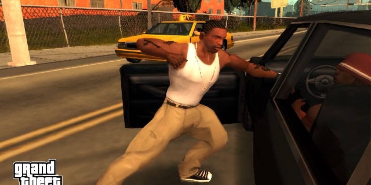GTA San Andreas y otros juegos de Rockstar llegarán a Xbox One