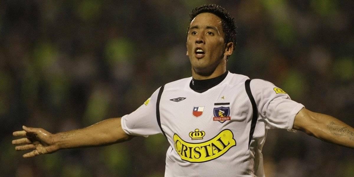 """Rivero deja """"lucas"""" a un Colo Colo que volverá a la carga por Lucas Barrios"""