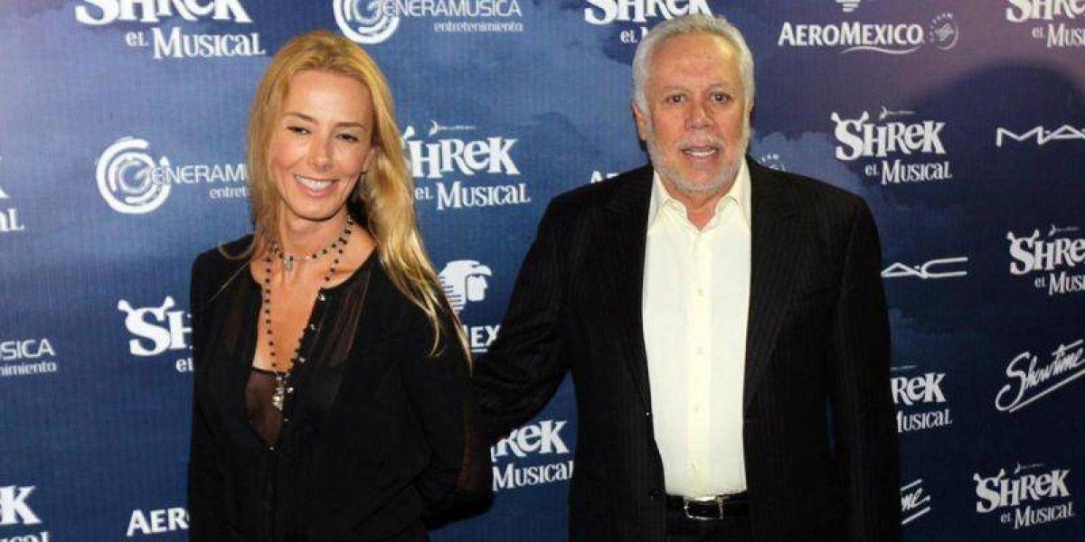 El romance del productor Luis de Llano con una cantante cuando ella era menor de edad