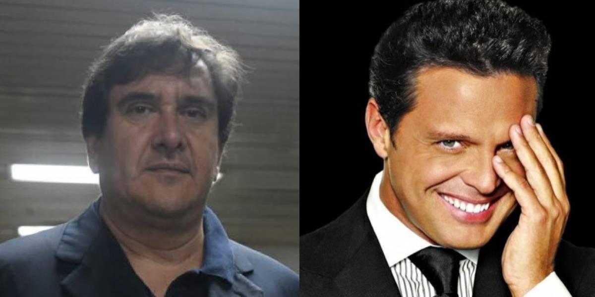 EN IMÁGENES. Gustavo Alejos se compara con Luis Miguel tras perder peso por enfermedad