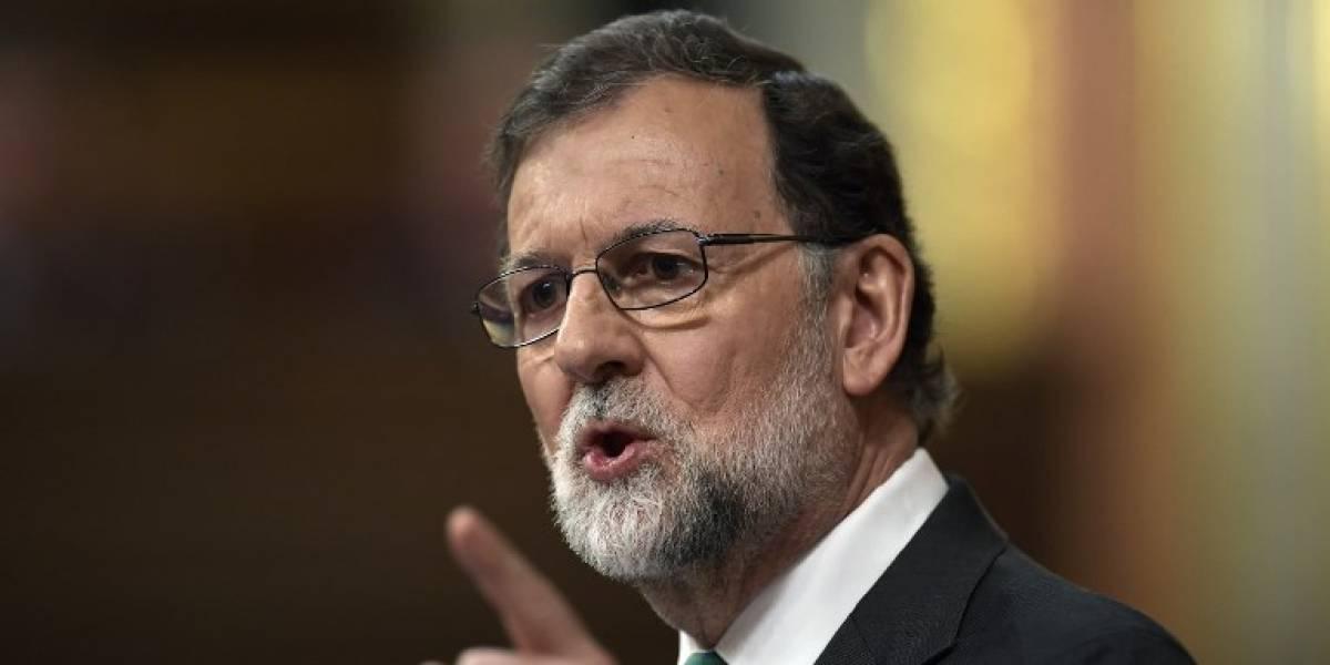 Nacionalistas vascos dan apoyo decisivo a moción de censura socialista contra Rajoy