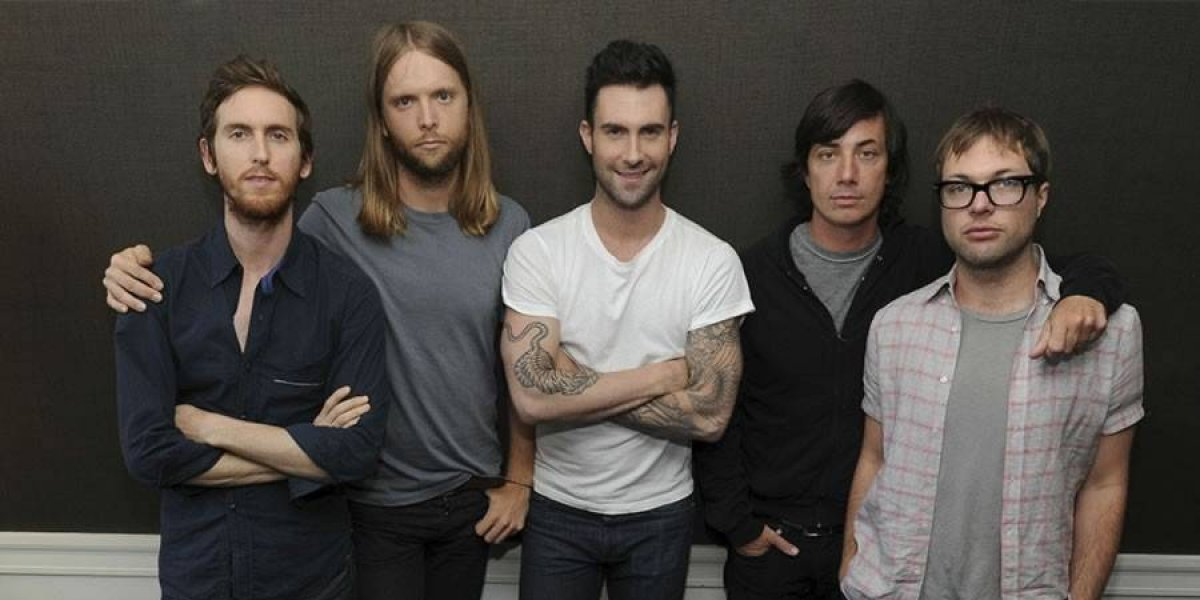 Nuevo video de Maroon 5 protagonizado por famosas incluyendo las mujeres de Adam