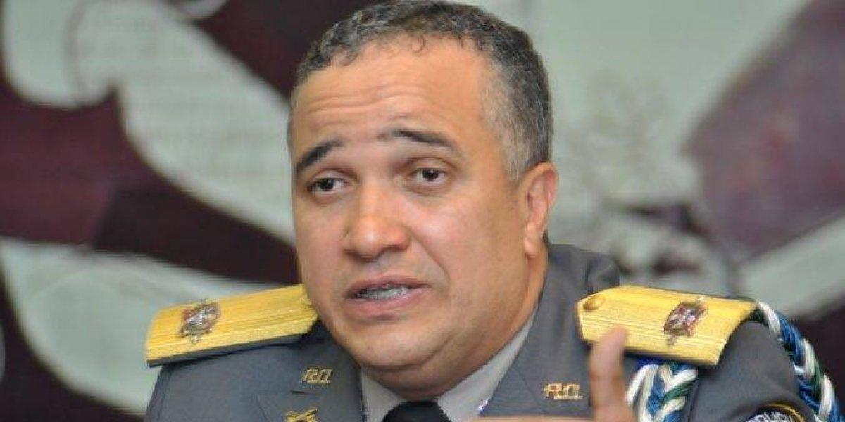 Director de la PN pide a ciudadanos no desistir de las querellas contra delincuentes