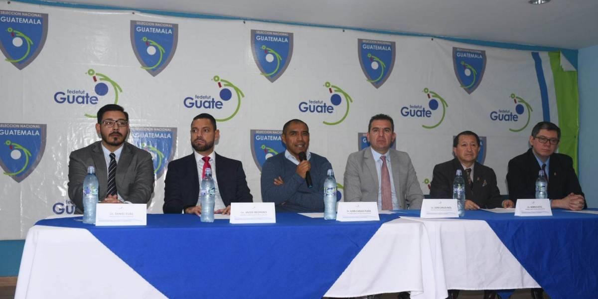 ¡Histórico! Juan Carlos Plata representará a Guatemala en el congreso de la FIFA