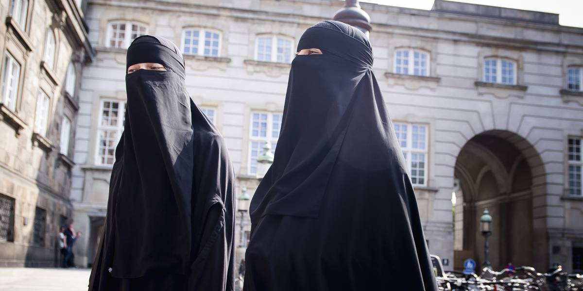 Dinamarca también prohíbe el  uso de velos que cubran el rostro