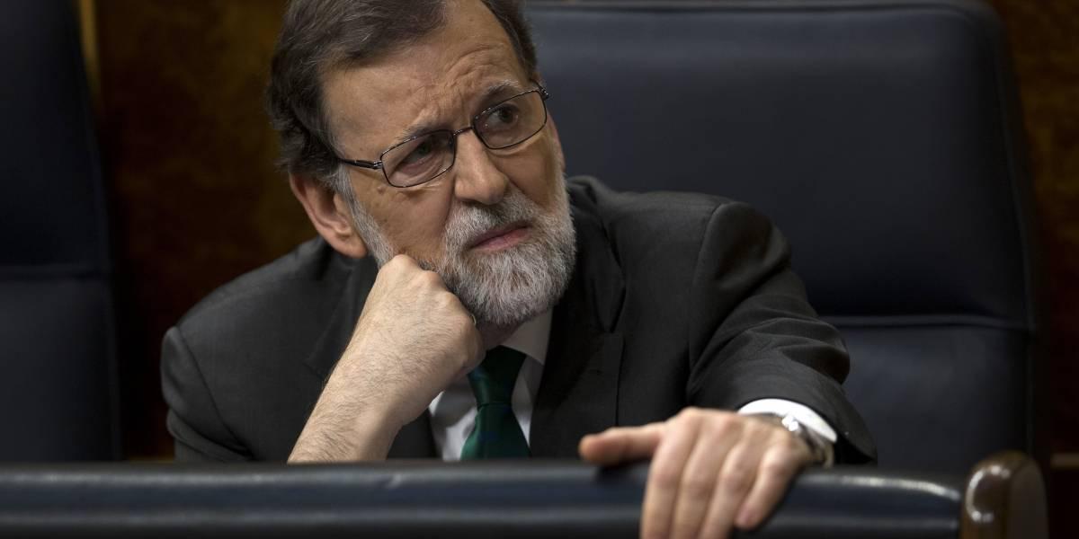 """""""No lo van a destituir por lindo"""": Rajoy a punto de caer por red de sobornos"""
