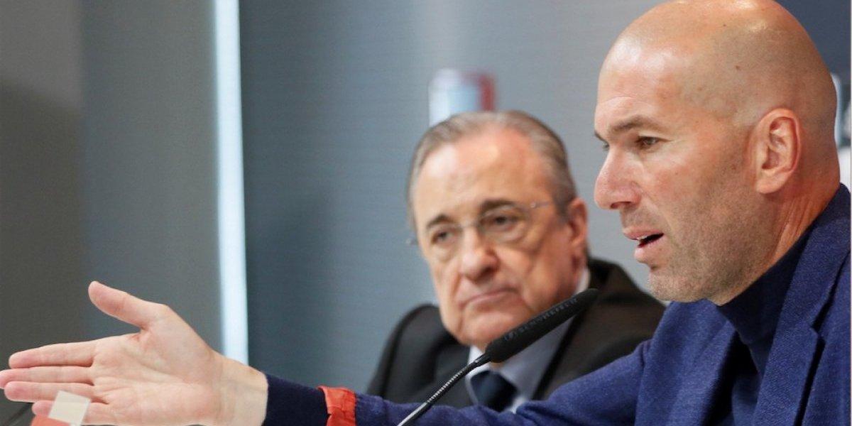 VIDEO. El motivo por el que Zinedine Zidane renunció al Real Madrid
