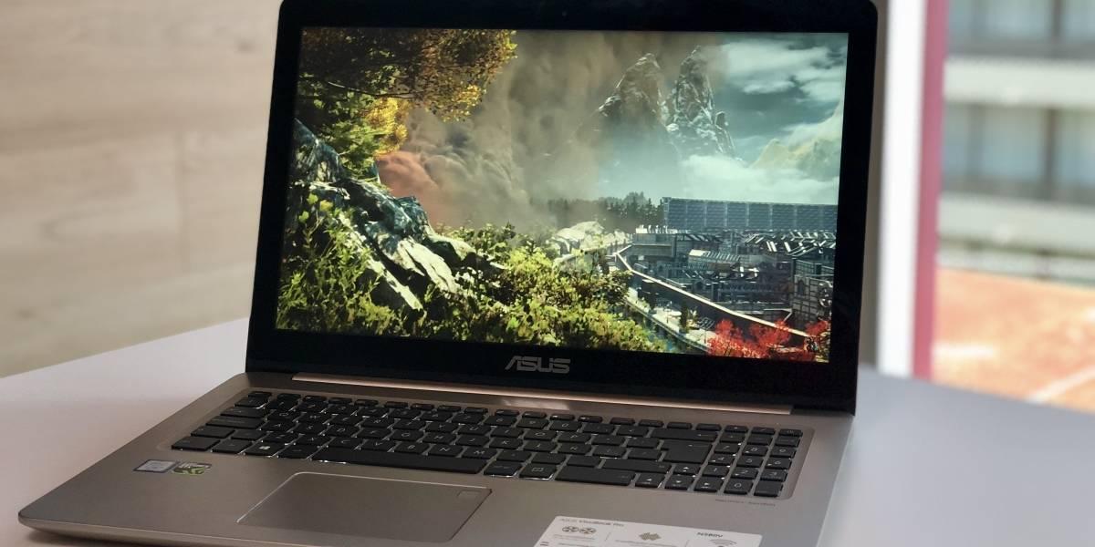 Trabajando y jugando con el Asus VivoBook Pro [FW Labs]