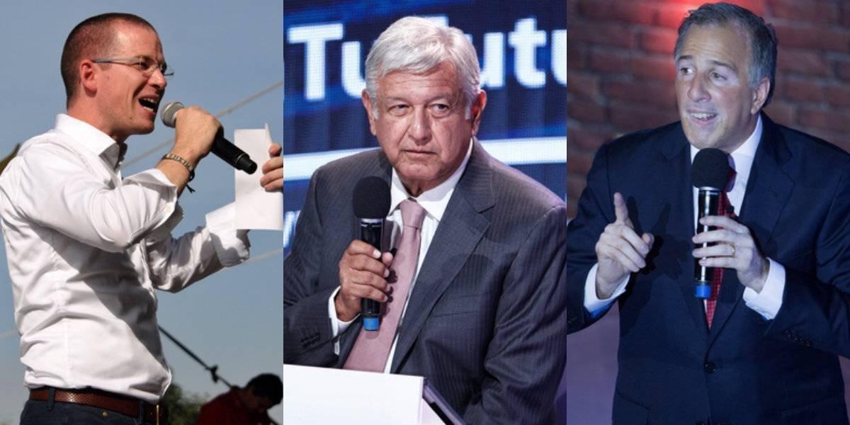 Chocan presidenciales sobre guerra comercial México-EU
