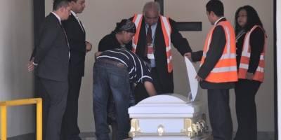 Repatriación del cuerpo de la migrante guatemalteca Claudia Gómez