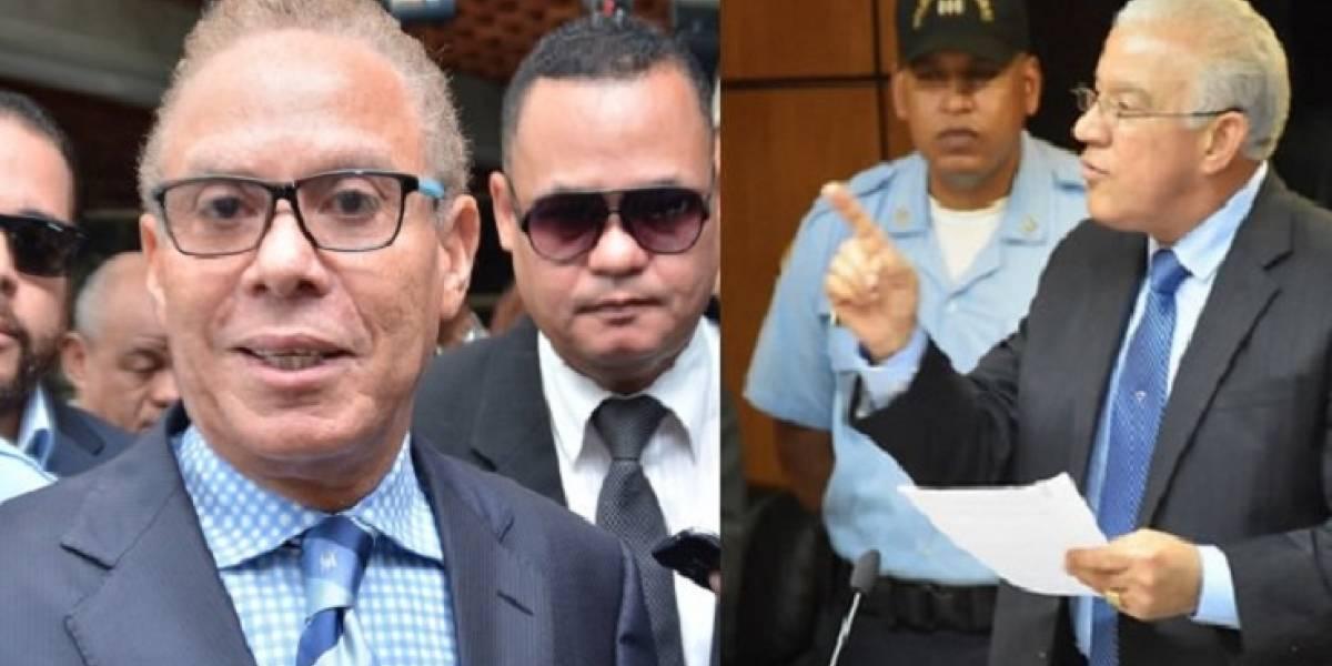 Juez Ortega Polanco ordena a Procuraduría entregar pruebas Odebrecht a Rondón y Bautista