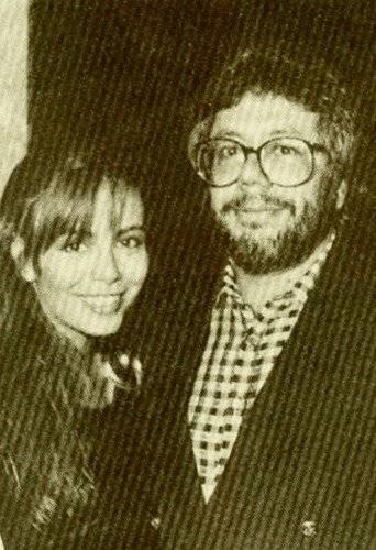 Sasha y Luis de Llano