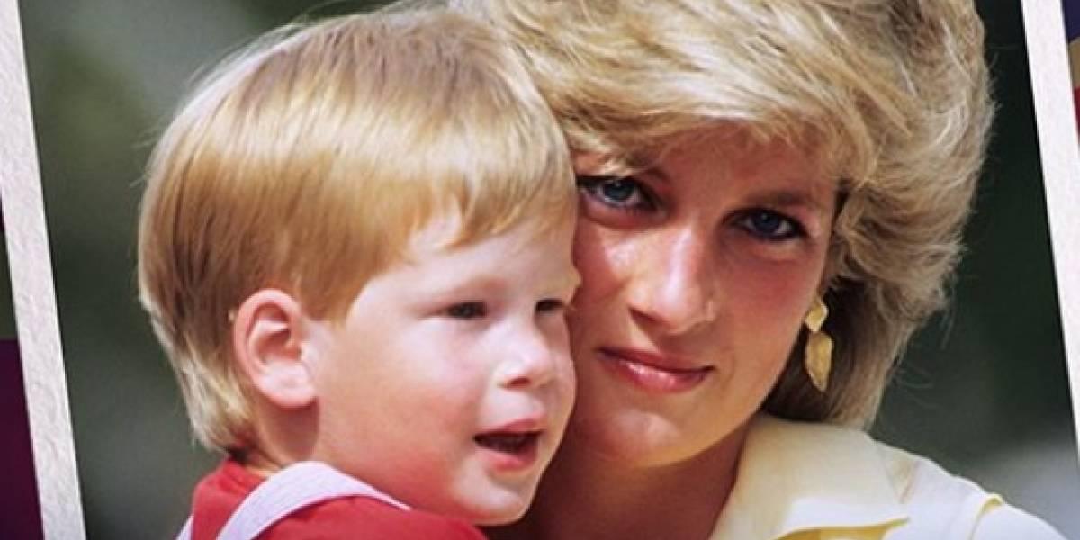 La lección de amor más importante que Diana le dio a Harry antes de morir
