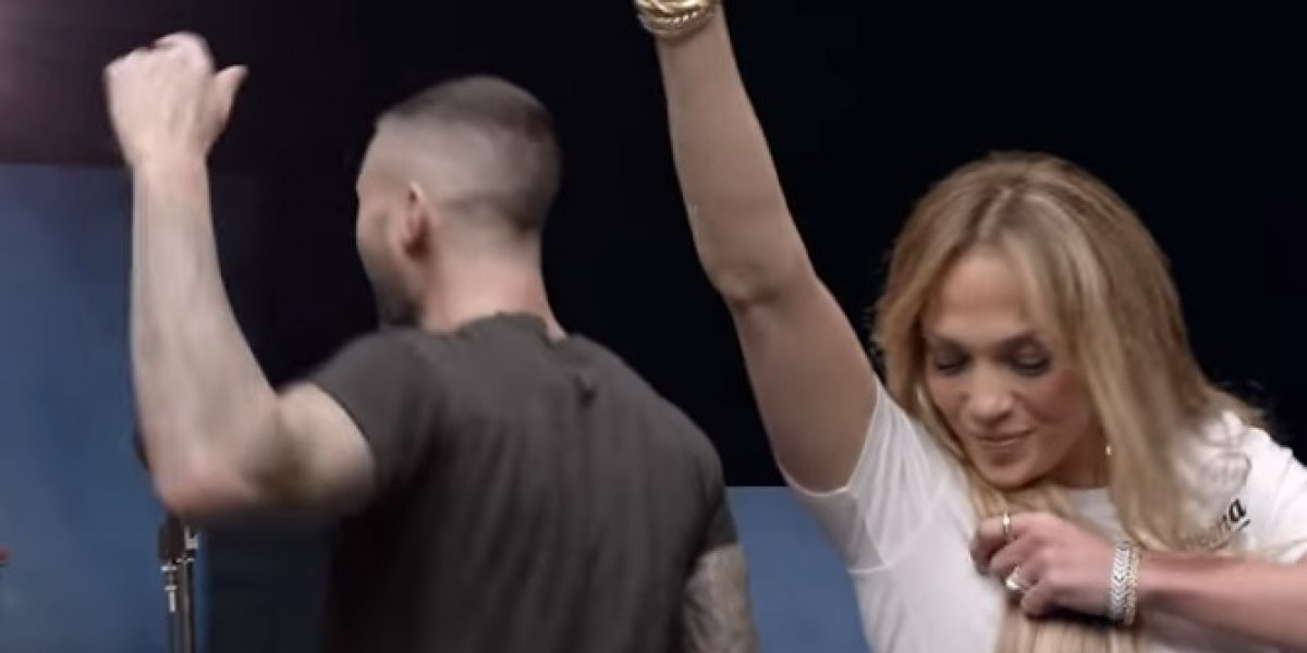 Maroon 5 estrena video protagonizado por varias famosas