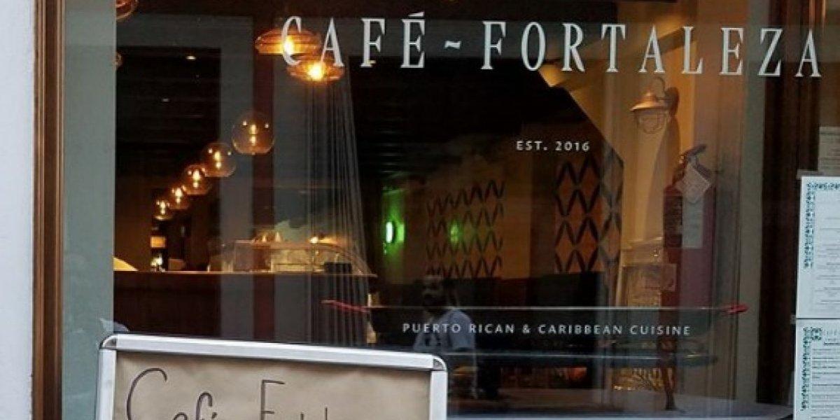 Cierra Café Fortaleza en San Juan
